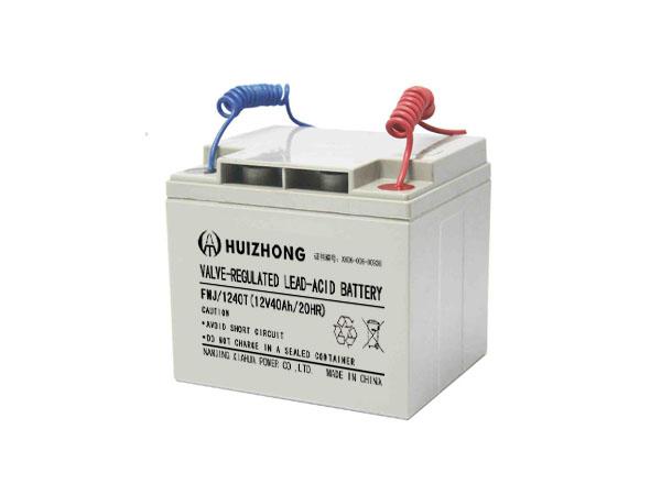 FMJ1240T胶体电池