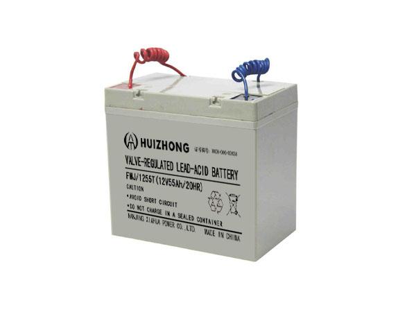 FMJ1255T胶体电池