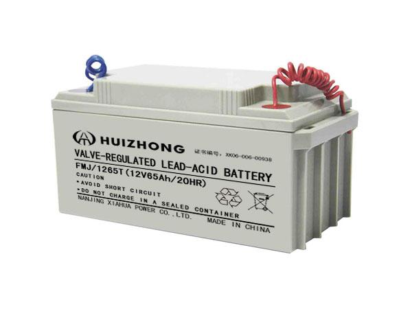电能储能蓄电池:FMJ1265T胶体电池