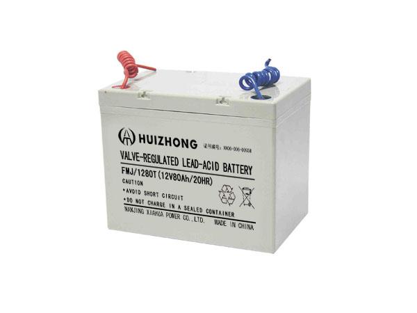 电能储能蓄电池:FMJ1280T胶体电池