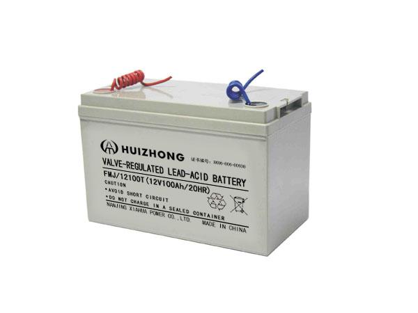 电能储能蓄电池:FMJ12100T胶体电池